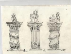 Ambry urns